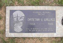Demetria Mechie Wallace