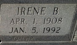 Mattie Irene <i>Bailey</i> Bagley