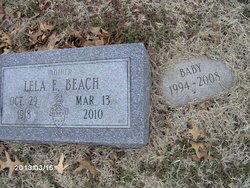 Lela Eunice <i>May</i> Beach