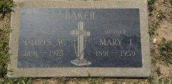 Mary Julia <i>Foy</i> Baker