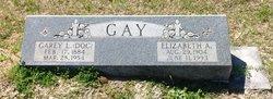 Elizabeth Alline <i>Withrow</i> Gay