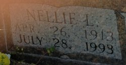 Nellie Lucille <i>Withrow</i> Ashley