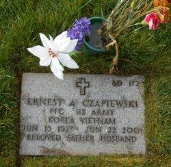 Ernest A Czapiewski