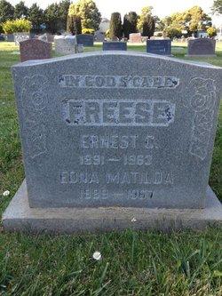 Edna Freese