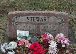 Lelia Virginia <i>Biss</i> Stewart