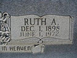 Mrs Ruth <i>Adams</i> Ellis