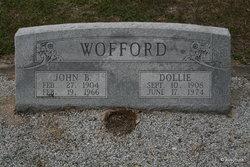 John Ben Wofford