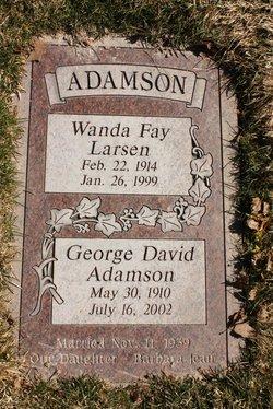 George David Adamson