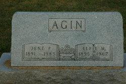 Elfie May <i>Stonehill</i> Agin