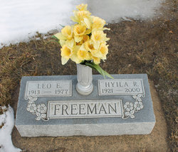 Leo E. Freeman
