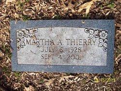 Martha Amelia <i>Calendi</i> Thierry