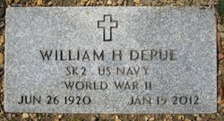 William Howard DePue