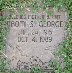 Naomi Alma <i>Snell</i> George