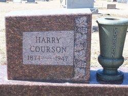 Harry Elmer Courson