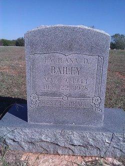 La Juana D. Bailey