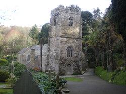 St Just Churchyard