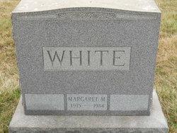 Margaret Mary <i>Dowdy</i> White