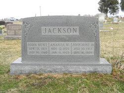 Amanda <i>Ware</i> Jackson
