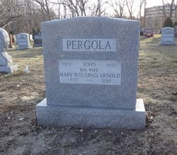 Mary A <i>Reusing</i> Arnold