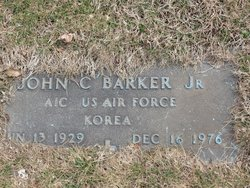 John Cunningham Jackie Barker, Jr