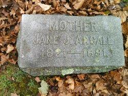 Jane J Argall