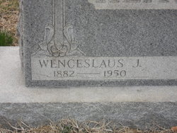 Wenceslaus James Hlavac, Sr