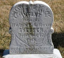 Infant Daughter Sheffer