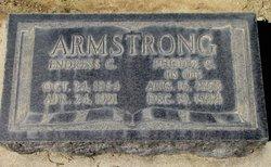 Phoebe Catherine <i>Brundage</i> Armstrong