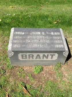 Amanda C <i>Werner</i> Brant