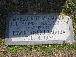 Marguerite M Madge <i>Morell</i> Zagora