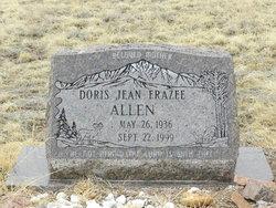 Doris Jean <i>Frazee</i> Allen