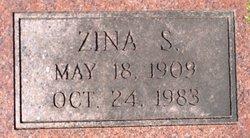 Margaret Alzina Zina <i>Stanfield</i> Knost