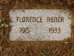 Florence Abner