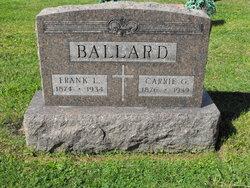 Francis L Frank Ballard