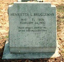 Henrietta Lisette <i>Rotcher</i> Bruggeman