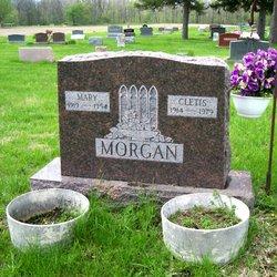 Mary Louise <i>Haisley</i> Morgan