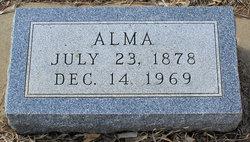 Alma Anderson