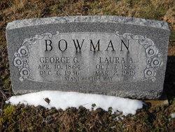 George G Bowman