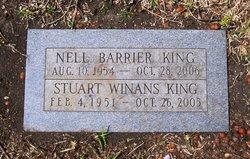 Nell Deen <i>Barrier</i> King