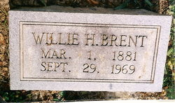 William Henry Willie Brent