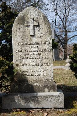 Harriet Morris <i>Hall</i> Smith
