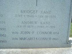Margaret A <i>Kane</i> Connor