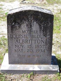 Louisie Blount Albritton
