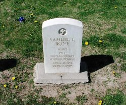 Samuel Lee Bone