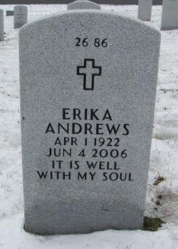 Erika Mima <i>Stebani</i> Andrews