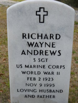 Richard Wayne Andrews
