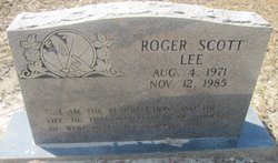 Roger Scott Scotty Lee
