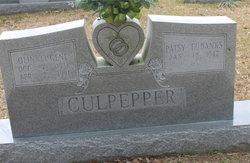 Patsy <i>Eubanks</i> Culpepper