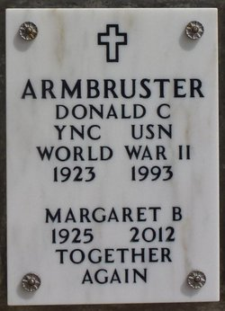 Donald C Armbruster