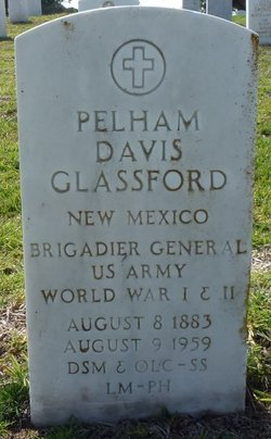 Pelham Davis Glassford